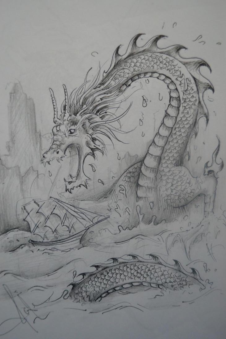 Dragon by ryan-mahendra