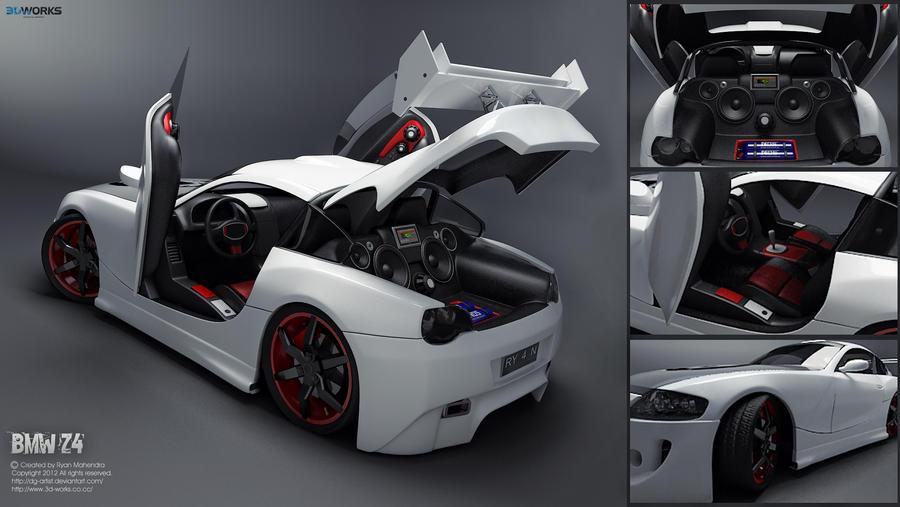 BMW Z4 M Coupe Concept