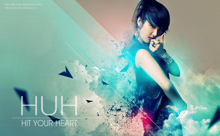 nam  ji hyun - Hit Your Heart
