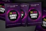FREE Flyer Template: Jammie Ennis Flyer