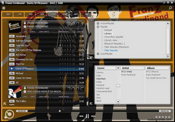 foobar XChange project preview