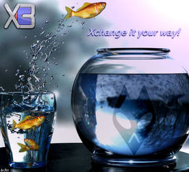 Xchange 3 advertisement by Br3tt