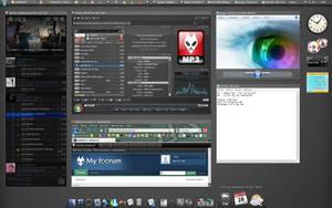 March 2k10 Desktop by Br3tt