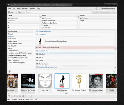 WSH Coverflow preview of beta 10