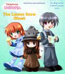 TeleIce Manga Cover CG
