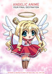 Angelic Anime -Miharu-