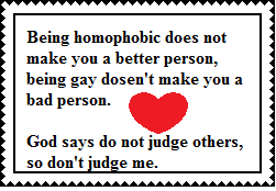 Homophobic judgmental people by Yaoiwriter25
