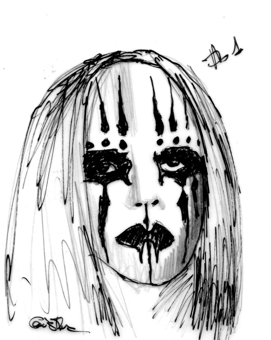 Joey Jordison 3 by Cristineorkan