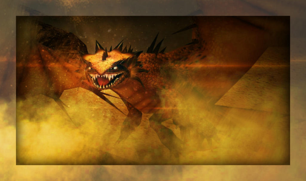 Sand wraith by HimBis
