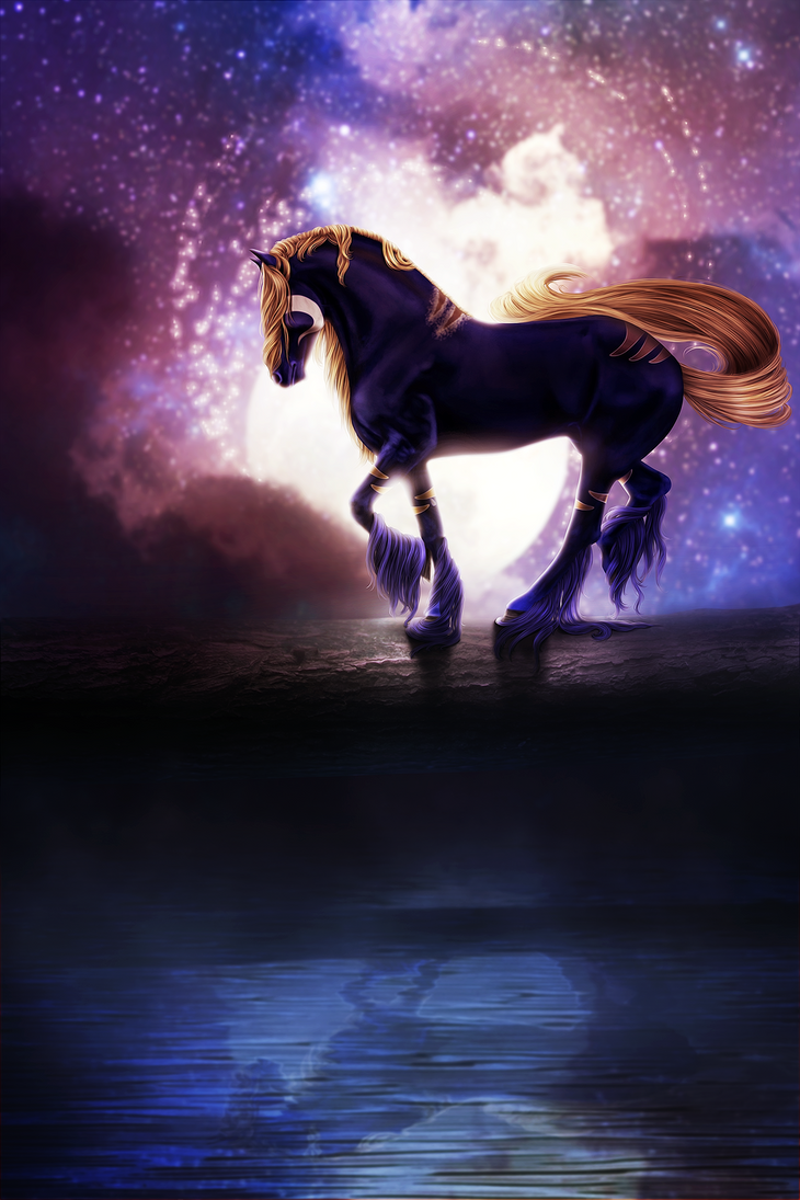 Moonlit Dance by Ruanly