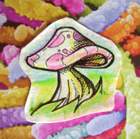 MTS - Mushroom by MVRH