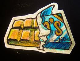 MTS - Chocolate Bar by MVRH