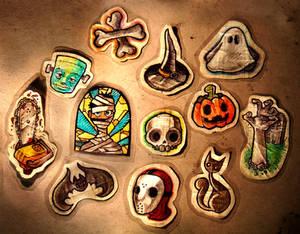MTS - Halloween Series