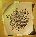 Life Calligraphy