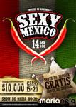 FLYER: Sexy Mexico