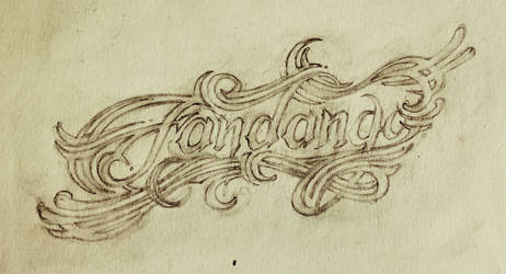 Rejected Sketch - Fandango