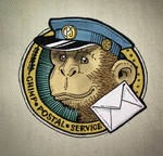 Fasties: Chimp Postal Service