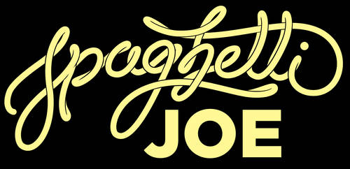 Spaghetti Joe - Custom Lettering by MVRH