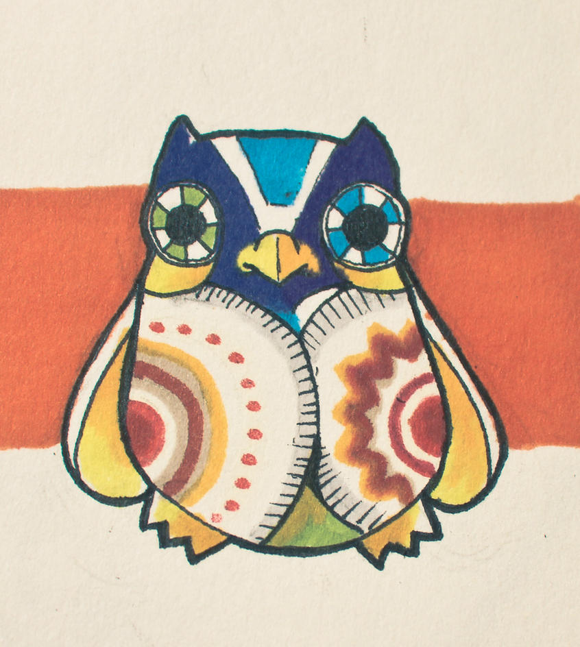 Tropical Owl by MVRH