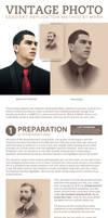 Victorian Portrait - Gradient Replication Method