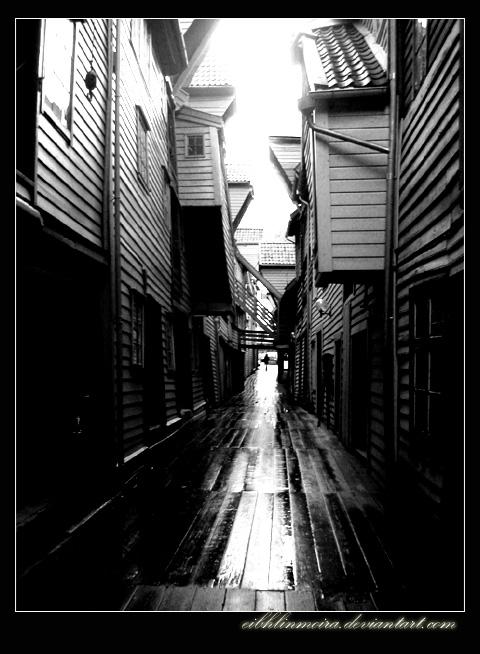 Bergen by EibhlinMoira