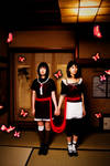 Twin from Fatal Frame