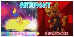 Artfight 2019 by SealSpirits