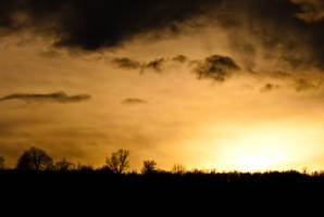 Sunset by UrosKrunic