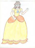 Princess Daisy - Ver. 2 by TrainsAndCartoons