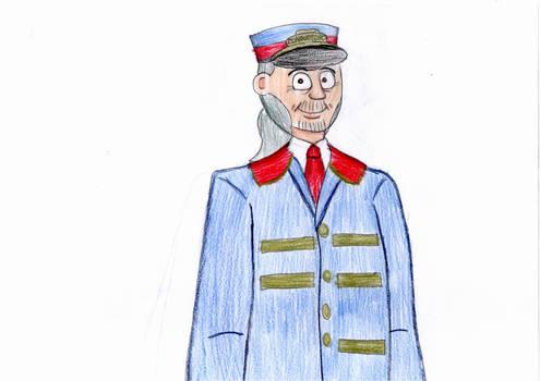 George Carlin - Mr. Conductor