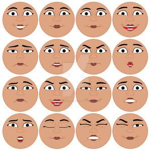 Nia Faces (Digital)