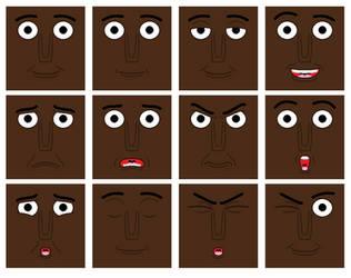 Slip Coach 1 (Isambard) Faces (Digital) by TrainsAndCartoons