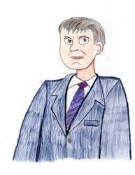 Doc Martin Portrait