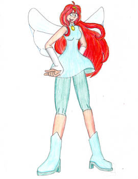Bloom - Winx Form