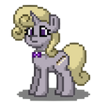 Pony OC #3 - Second Fiddle
