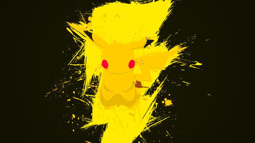 Pikachu Wallpaper by A...