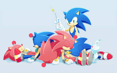 Robo Sonics by kekani