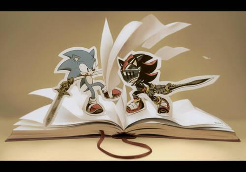 black knight book