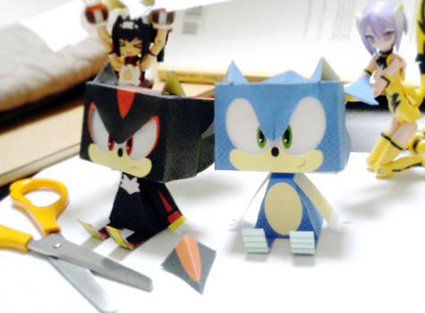 GRAPHIG Sonic