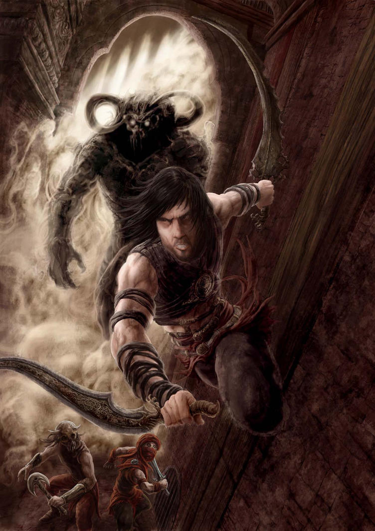 Prince Of Persia Warrior Within Dahaka Images & Pictures - Becuo