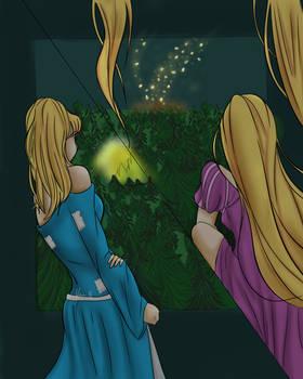 Rupunzel And Cinderella