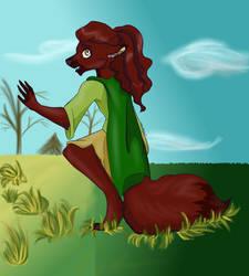 Reyna by catseathedevil