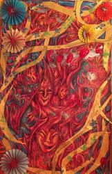 Fire Sprites by Tendershark