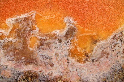 Salt Crystalizing