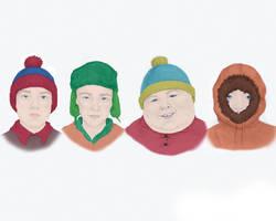 South Park - Larger by Melkor-San