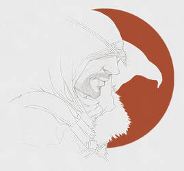 Ezio Auditore da Firenze. by compes