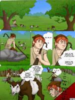Page 1 by WingedWarTigers