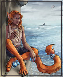 Minerva by WingedWarTigers