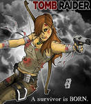 Lara Croft : A survivor is BORN