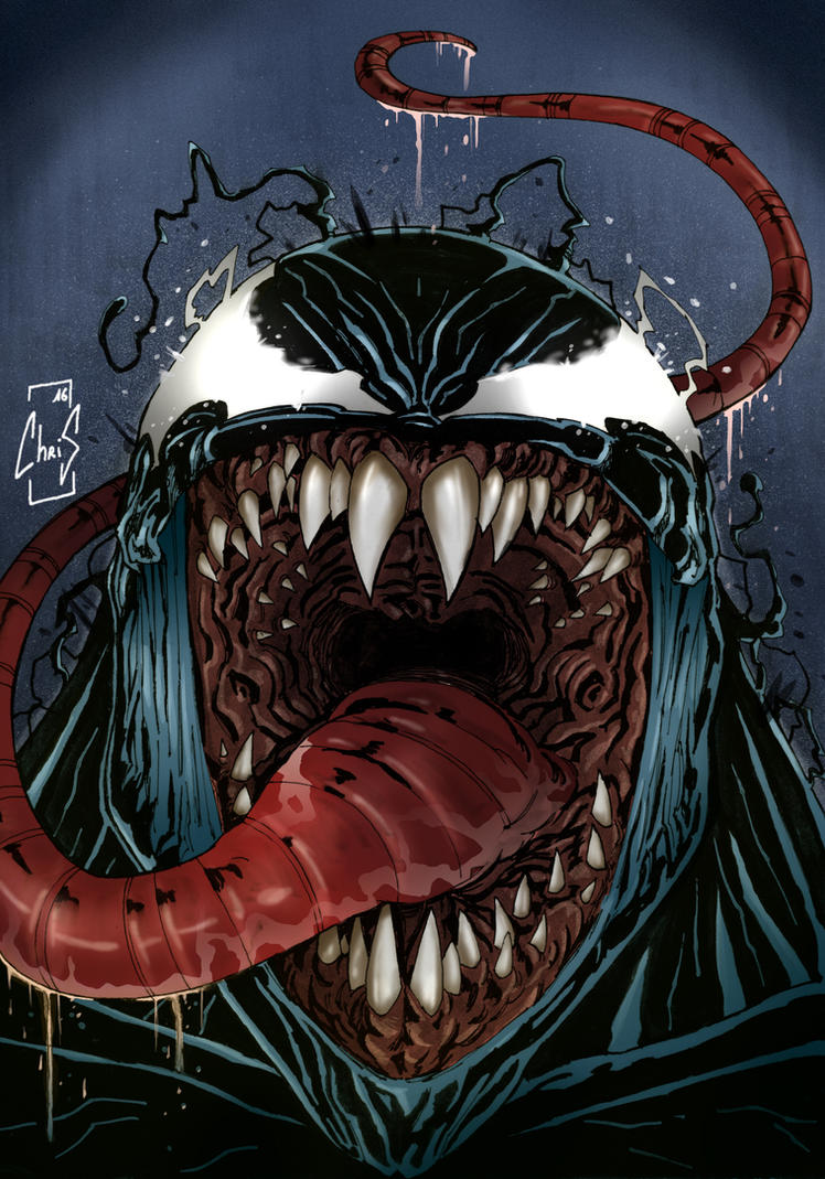 VENOM by Spidertof